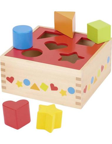 Vkládačka - základní tvary