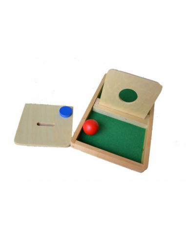 Imbucare Board With Ball And Disc