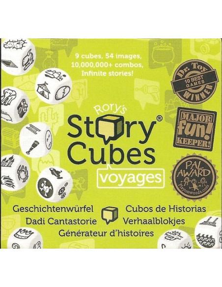 Příběhy z kostek - Výpravy