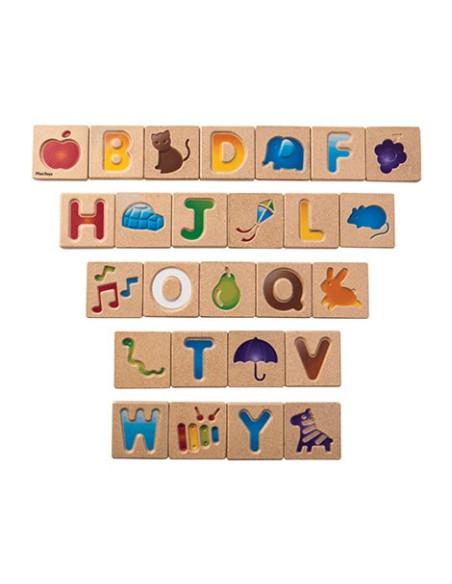 Alphabet A-Z (Gradient)