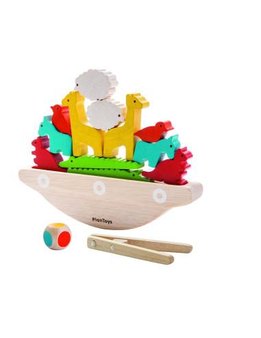 Balanční loď