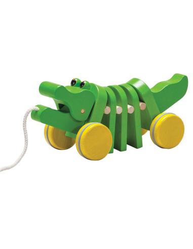 Tančící krokodýl