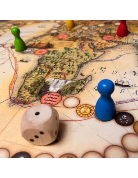 4 cestovatelské hry od Lucie Ernestové