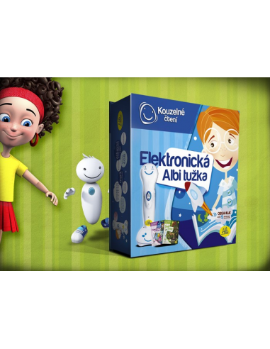 Electronic Pencil - Magic Reading