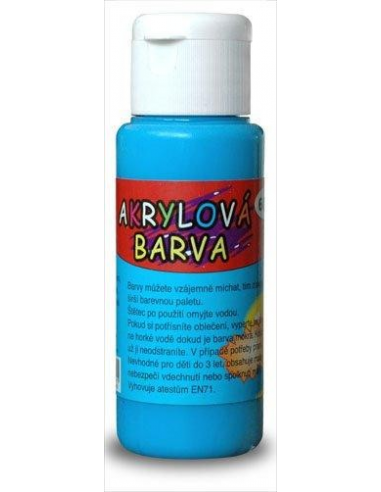 Acrylic Colour 60 Ml - Blue