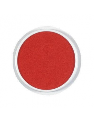 Round Stamp Pad - Red Colour