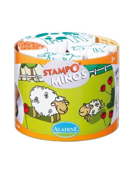 StampoMinos, domácí zvířátka