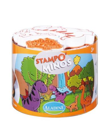 StampoMinos, dinosauři