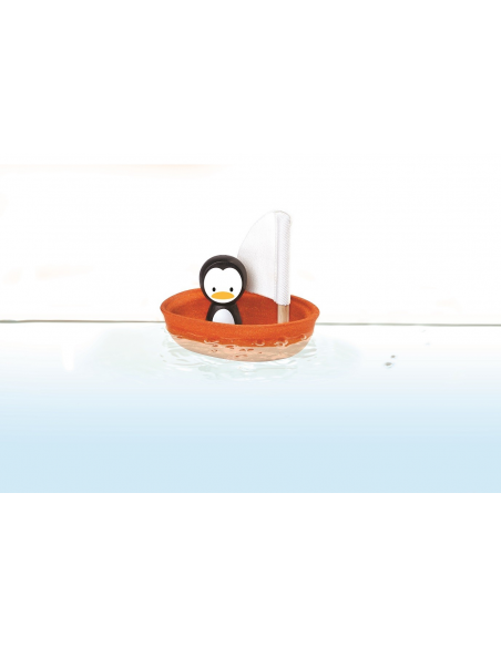 Sailing Boat-Penguin