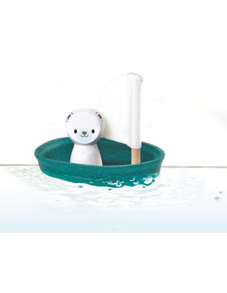 Sailing Boat-Polar Bear