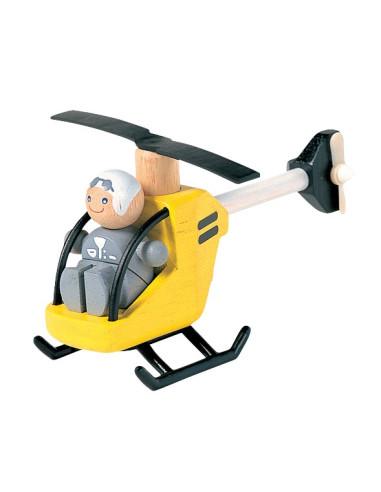 Helikoptéra (k auto/vláčkodráze)