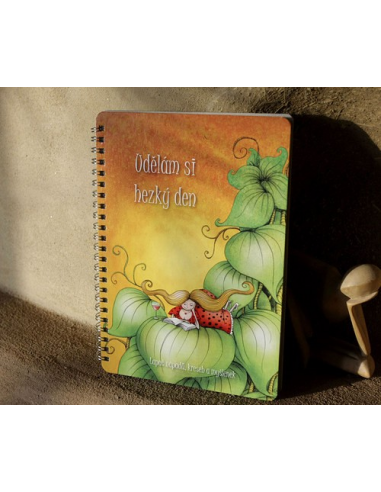 """Notebook Lined """"I'll Do A Nice Day"""""""