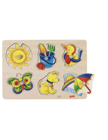 Puzzle With Hidden Pictures, Sun And Moon