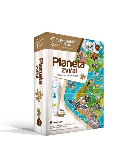 Planeta zvířat - Kouzelné čtení