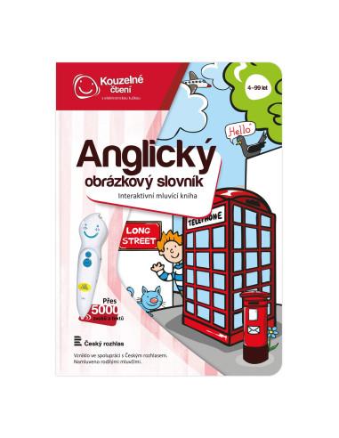 Anglický obrázkový slovník - Kouzelné čtení