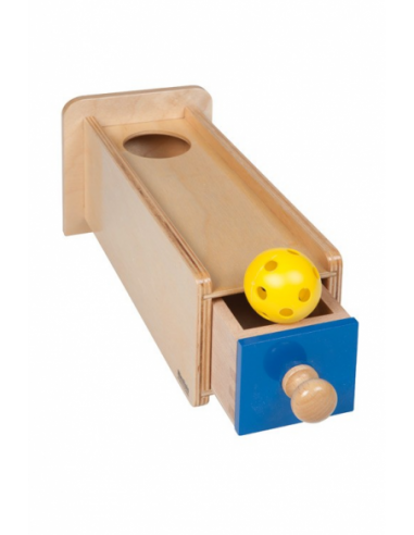 Nienhuis - Object Permanence Box With Drawer