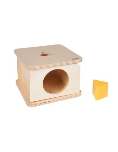 Nienhuis - Box na vkládání trojbokého hranolu