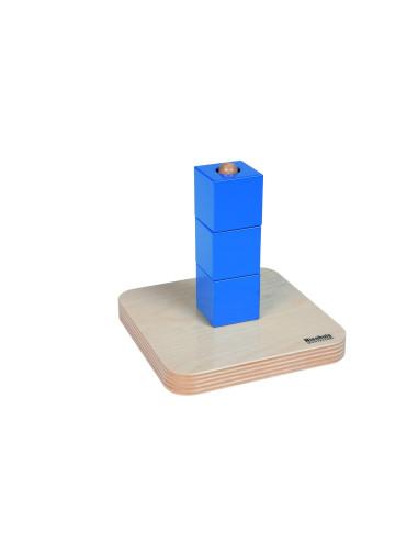 Nienhuis - Cubes On Vertical Dowel