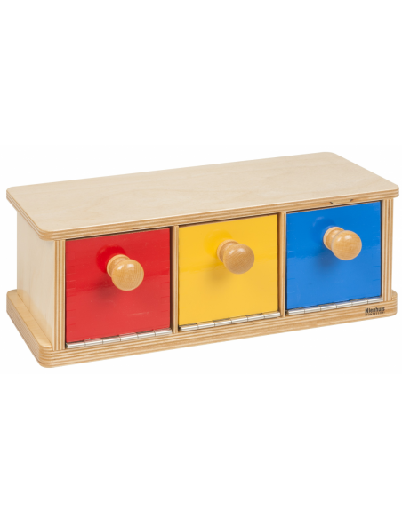 Nienhuis - Krabička se třemi přihrádkami