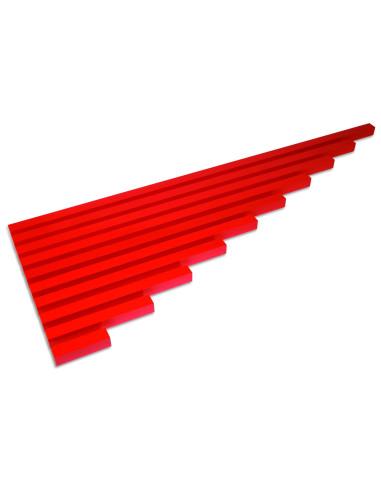 Nienhuis - Červené tyče