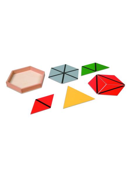 Nienhuis - Konstrukční trojúhelníky