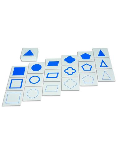 Nienhuis - Karty ke Geometrické komodě