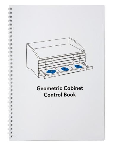 Nienhuis - Kontrolní kniha ke Geometrické komodě, v anglickém jazyce