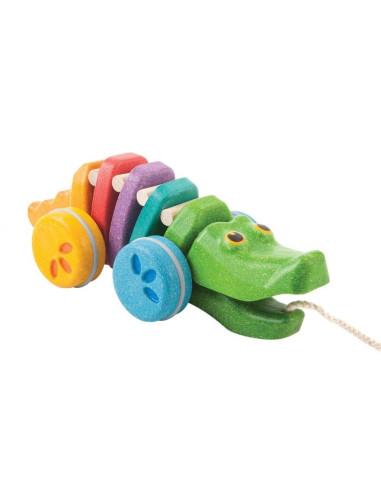 Rainbow Alligator