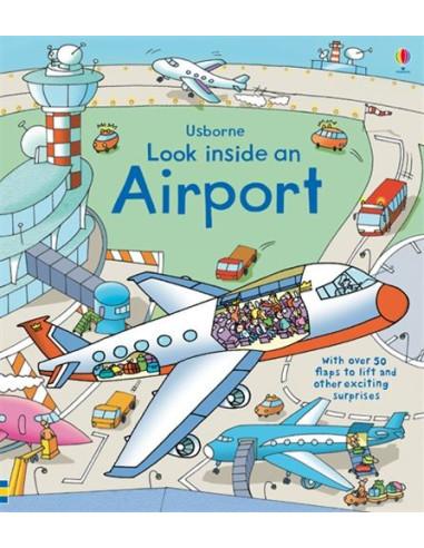 Look Inside An Airport - Rob Lloyd Jones