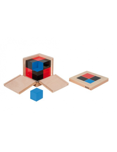 Nienhuis - Binomial Cube