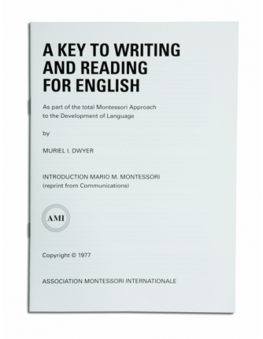 Nienhuis - A Key To Writing And Reading For English