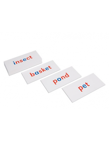Nienhuis - Phonetic Flash Cards