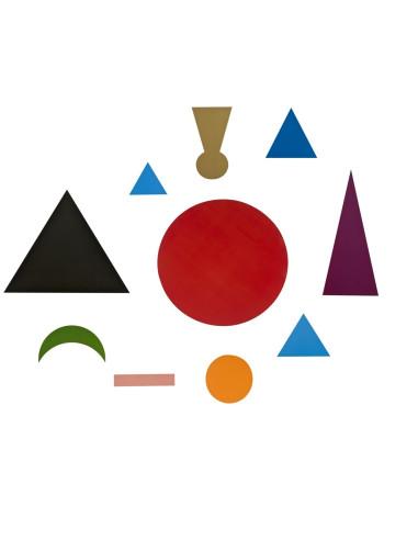 Nienhuis - Grammar Symbol Tiles