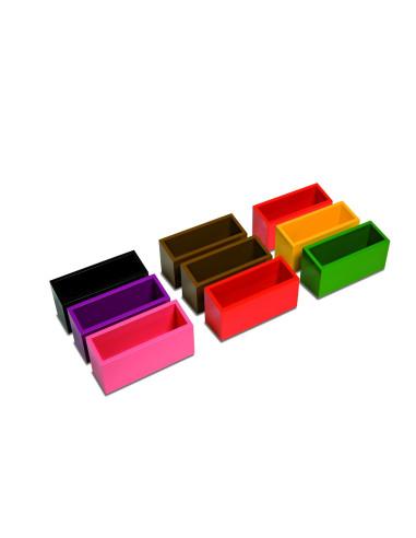 Nienhuis - Gramatika - barevné boxy, 9 ks