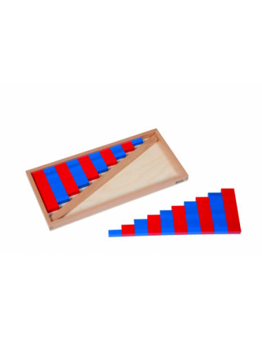 Nienhuis - Malé červeno-modré tyče