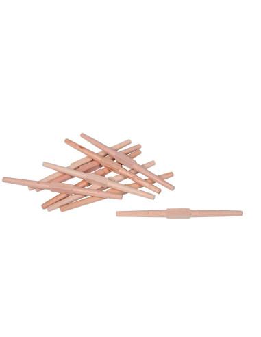 Nienhuis - Dřevěná vřeténka, 10 ks