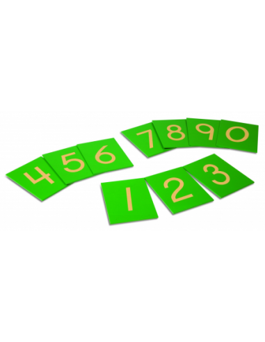 Nienhuis - Smirkové číslice (americký styl číslic)