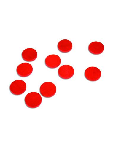 Nienhuis - Červené žetony, 100 ks