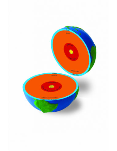Pěnový model Země