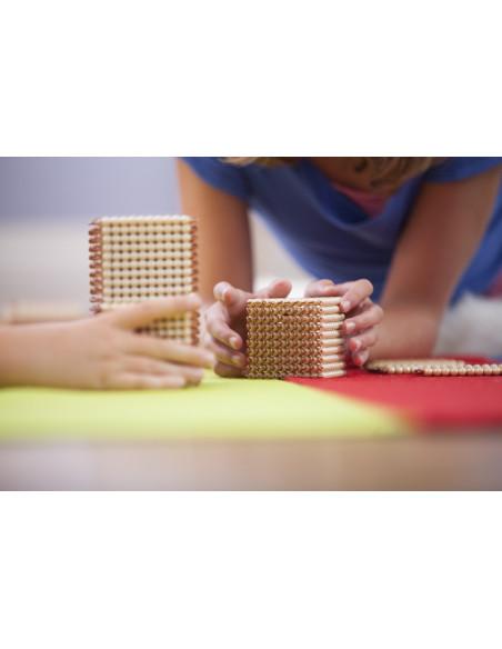 Nienhuis - Velký perlový materiál – set se skleněnými perličkami