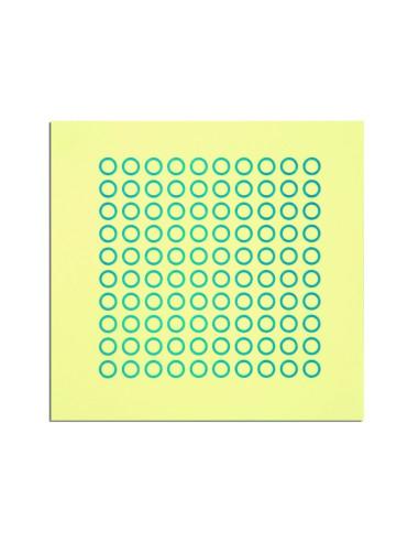 Nienhuis - Modré kroužky - rozdělení stovky