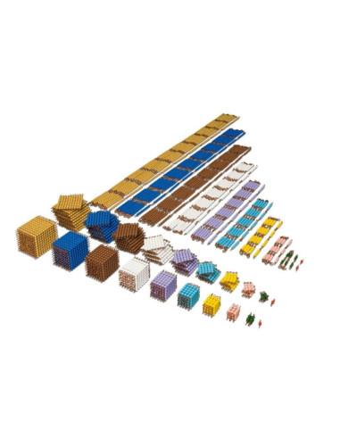 Nienhuis - Kompletní perlový materiál (umělé perličky)