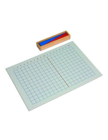 Nienhuis - Sčítací proužková tabule