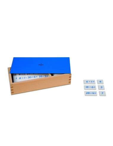 Nienhuis - Krabička s příklady k dělení