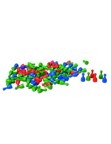 Nienhuis - Small Skittles: (100)
