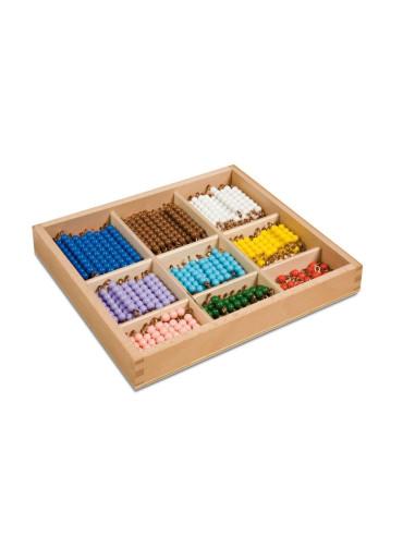 Nienhuis - Checker Board Beads: Individual Beads Nylon