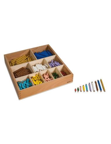 Nienhuis - Malá korálková krabice (umělé korálky)