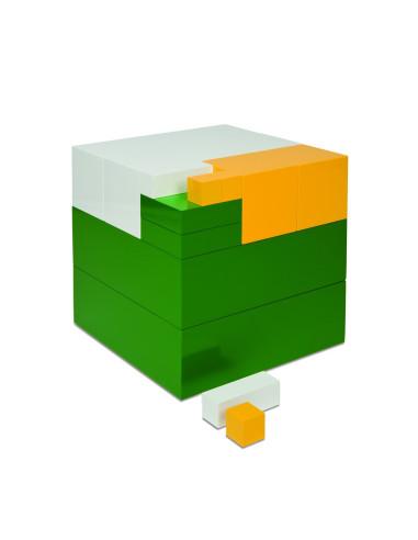 Nienhuis - Krychle pro výpočet třetí mocniny