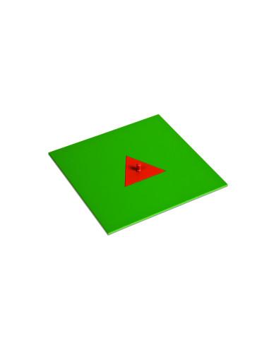 Nienhuis - Malý kovový trojúhelník