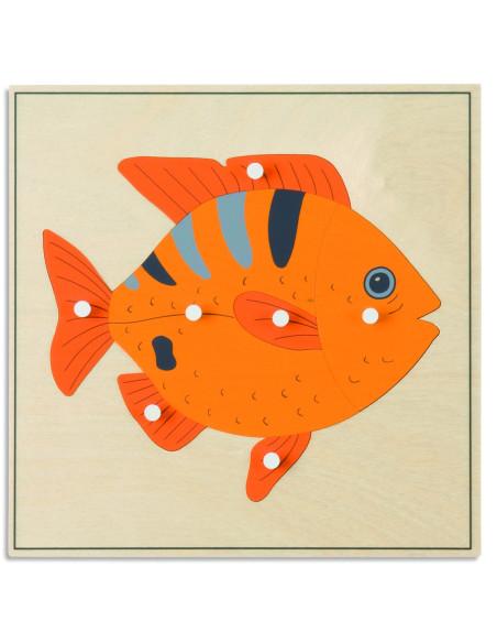 Nienhuis - Puzzle – ryba